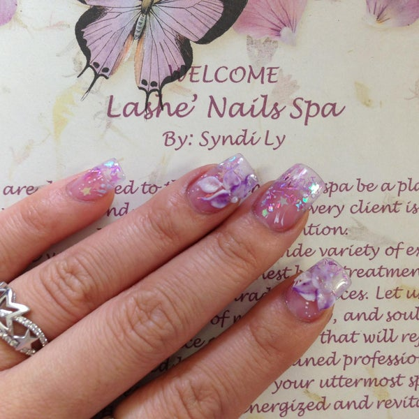 Lashe\' Nails Spa - Mid-City - 7 tips