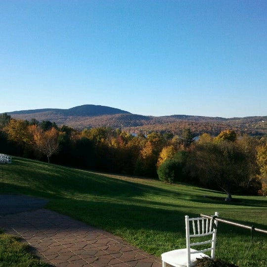 Photo taken at The Lucerne Inn by Shelly M. on 10/17/2012