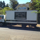 Photo taken at West Coast Moving & Storage by Doug S. on 4/24/2017