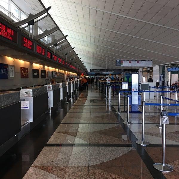 Alaska Airlines Ticket Counter Denver International