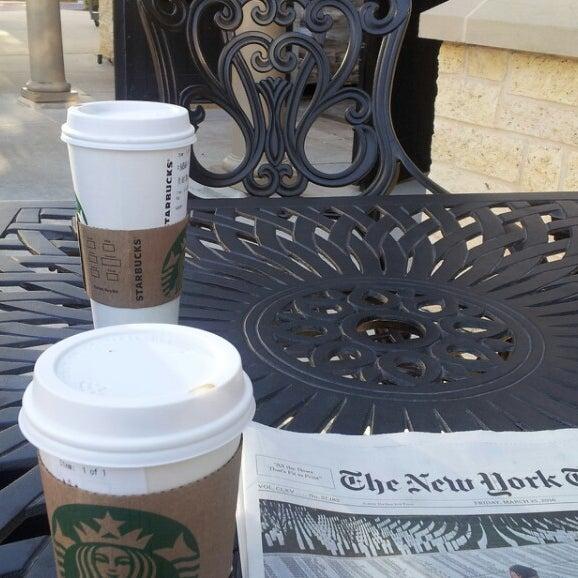 Photo taken at Starbucks by B_Muscateer on 3/25/2016