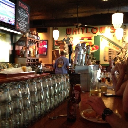 Photo taken at Whitlow's on Wilson by Joshua M. on 9/2/2012