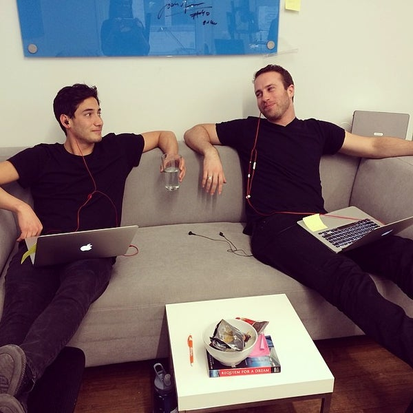 Photo taken at Bitly HQ by Val on 3/5/2014