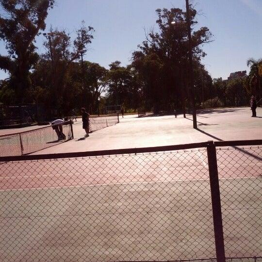 Plaza De Deportes Nro 3 Ministerio De Deportes Parque