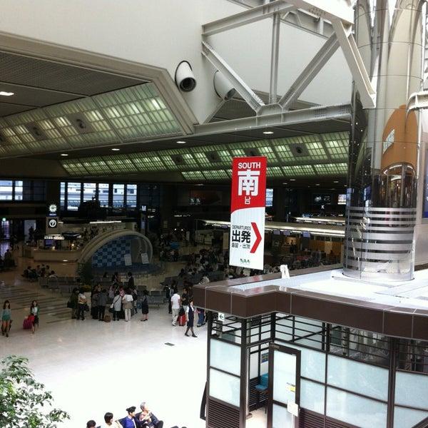 Photo taken at Narita International Airport (NRT) by Fran R. on 6/27/2013