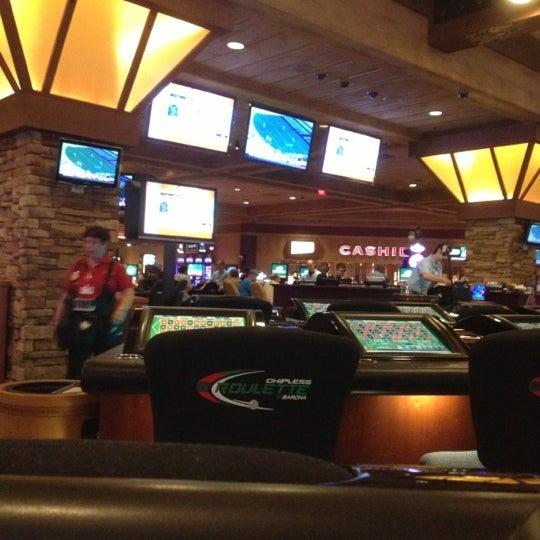 Photo taken at Barona Resort & Casino by Gary T. on 11/3/2012