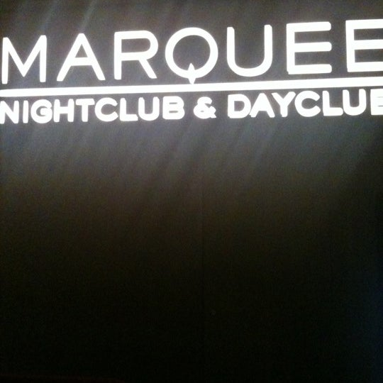 Photo taken at Marquee Nightclub & Dayclub by Las Vegas T. on 2/10/2013