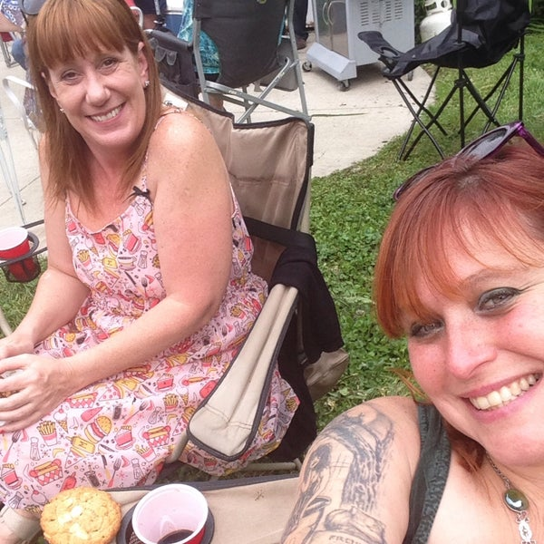 Photo taken at Brown Deer, WI by Gwenn B. on 6/20/2015