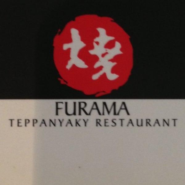 Photo taken at Furama by Daniel A. on 4/16/2013