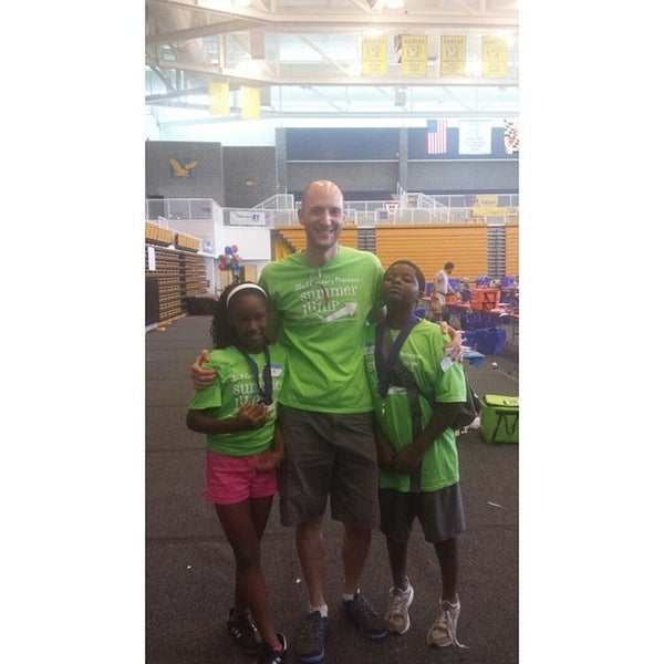 Photo taken at Coppin State University by Leverisa S. on 7/30/2014