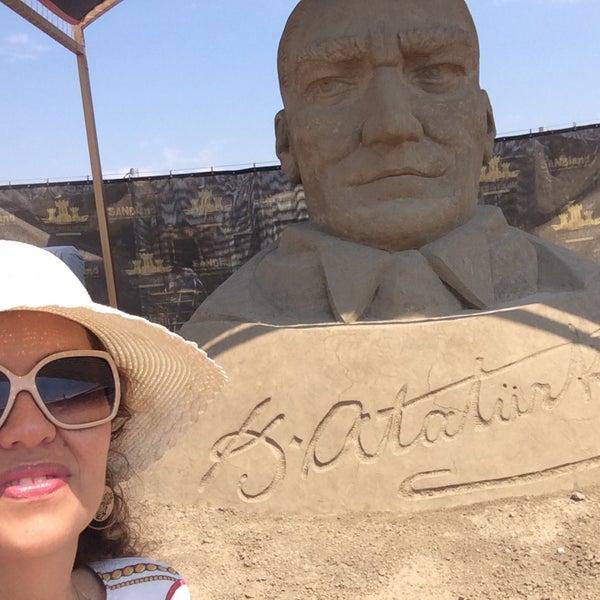 8/7/2017 tarihinde Algül D.ziyaretçi tarafından Sandland'de çekilen fotoğraf