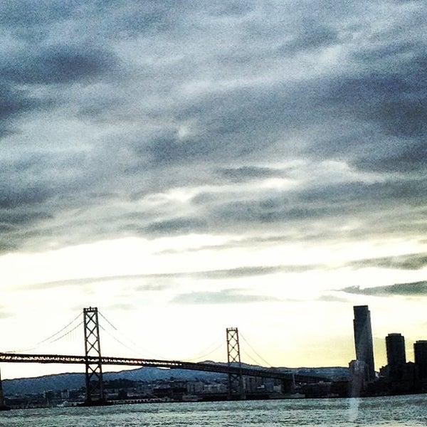 Photo taken at Treasure Island by Kouros M. on 12/30/2012