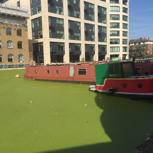 Photo taken at London Canal Museum by Sam K. on 8/25/2017
