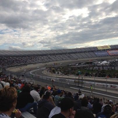 Photo taken at Dover International Speedway by Jennifer F. on 9/29/2012