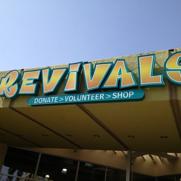 Revivals stores palm springs ca for Furniture stores in cathedral city