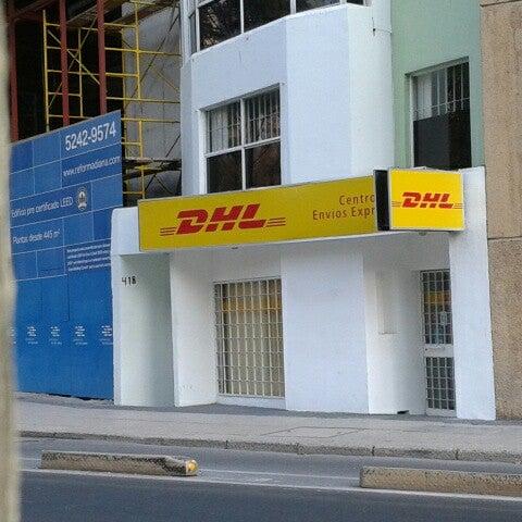 Dhl express correo en cuauhtemoc for Oficinas de dhl en madrid
