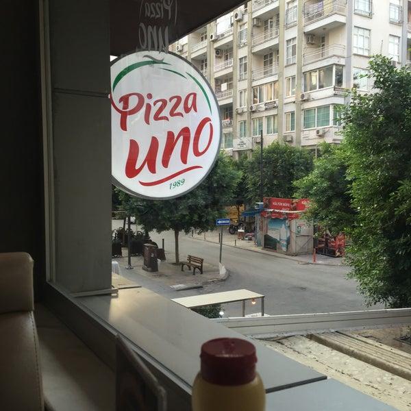 8/23/2018 tarihinde Mehmetziyaretçi tarafından Pizza Uno'de çekilen fotoğraf
