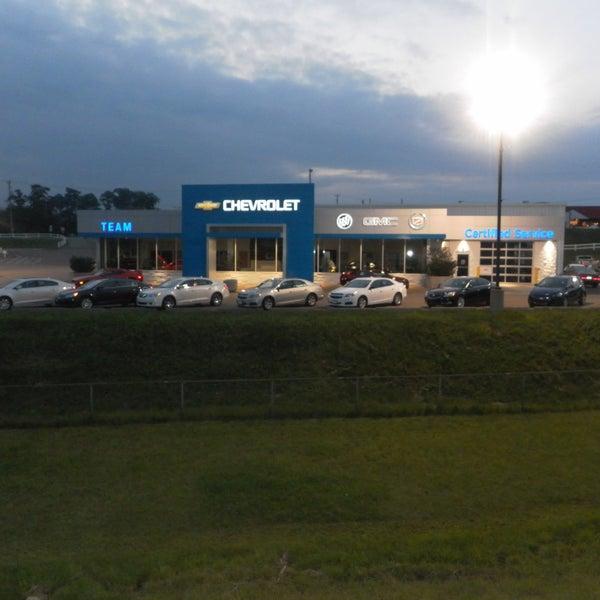 Photos at Team Chevrolet Buick GMC Cadillac - Wintersville, OH