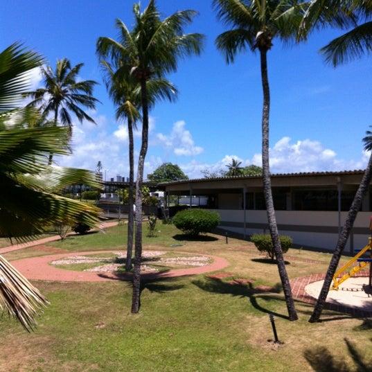 Foto tirada no(a) Tropical Hotel Tambaú por Flavio L. em 10/23/2012