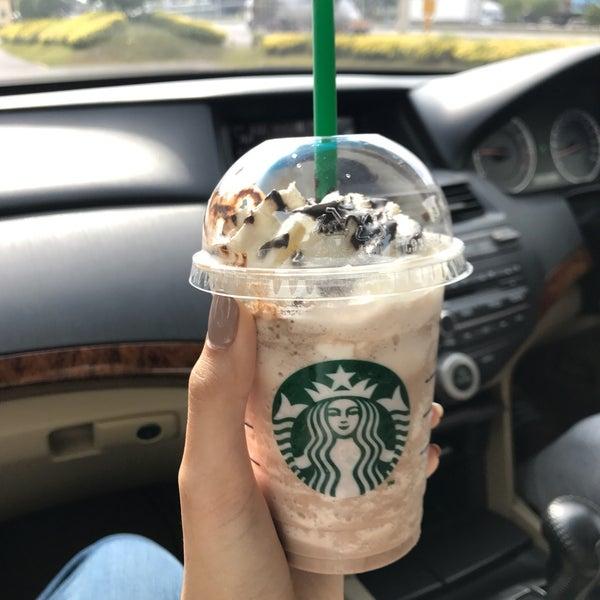 Photo taken at Starbucks by Beam on 8/22/2017