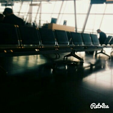 Photo taken at Terminal 3 by Delle A. on 5/3/2016