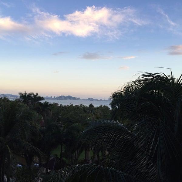 Photo taken at HowardJohnson Resort Sanya Bay by Maxim on 11/23/2015