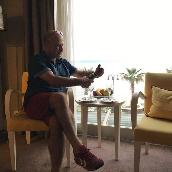 5/12/2017 tarihinde Mehmet G.ziyaretçi tarafından Suhan360 Hotel & Spa'de çekilen fotoğraf