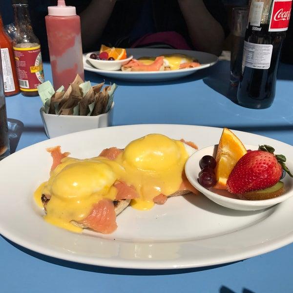 รูปภาพถ่ายที่ Harbor Breakfast โดย に เมื่อ 3/12/2017