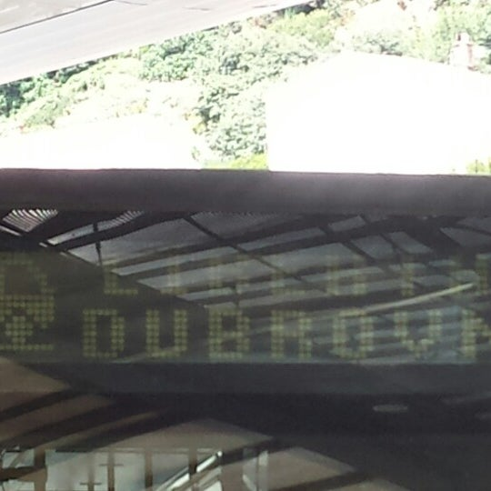 Photo taken at Autobusni Kolodvor Dubrovnik | Dubrovnik Bus Station by Ivana M. on 8/1/2014