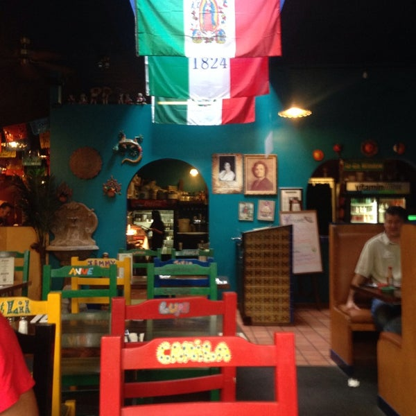 Photo taken at Celia's Mexican Restaurant by Siddhant P. on 5/16/2014