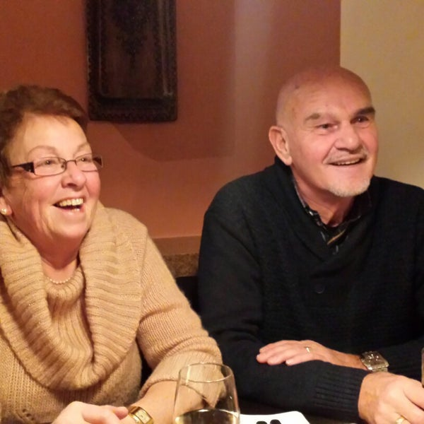 Photo taken at Karalis Pizzeria by Johan D. on 12/17/2014