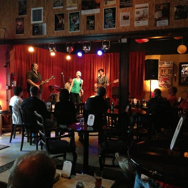 The Listening Room Cafe Menu