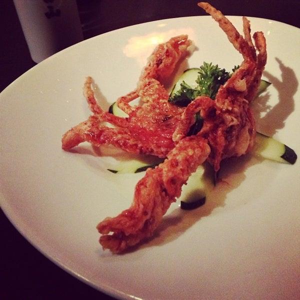Photo taken at Sai Cafe by asianbama on 12/17/2012