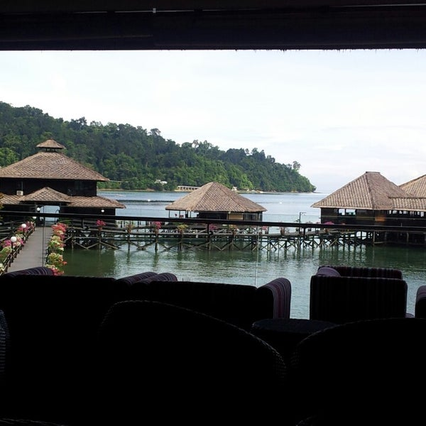 Photo taken at Gayana Eco Resort by May-May J. on 11/18/2013