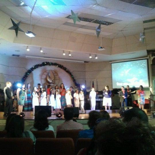 Foto tomada en Casa de Oración Cristiana por cathy g. el 12/25/2012