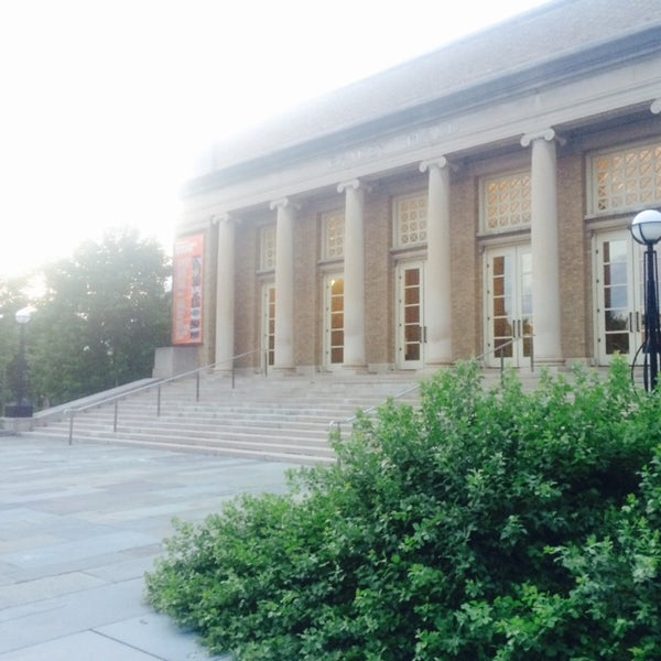 Photo taken at Bailey Hall by Yi C. on 7/10/2014