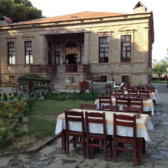7/21/2012 tarihinde Volkanziyaretçi tarafından Şirince Artemis Şarap ve Yöresel Tadlar Evi'de çekilen fotoğraf