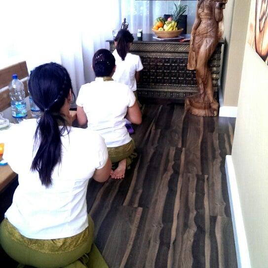 thai massage i bergen