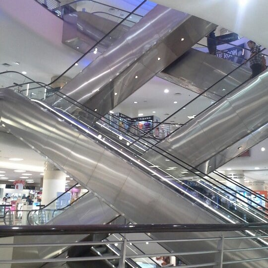 Photo taken at Pondok Indah Mall 2 by Arya S. on 3/3/2013