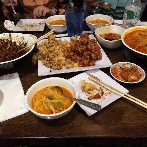 Photo taken at Shanghai Mong by Kleopatra M. on 12/6/2015