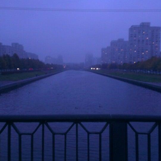 Das Foto wurde bei SПБ von Vladimir K. am 10/14/2014 aufgenommen