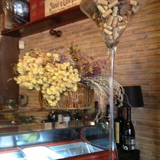 Das Foto wurde bei Restaurante Rústico von Teresa G. am 12/15/2012 aufgenommen