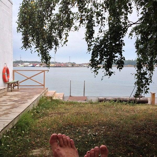 Foto tomada en Kulttuurisauna por Mika M. el 7/31/2013