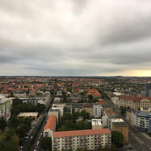 Das Foto wurde bei The Westin Leipzig von Jack L. am 10/3/2016 aufgenommen