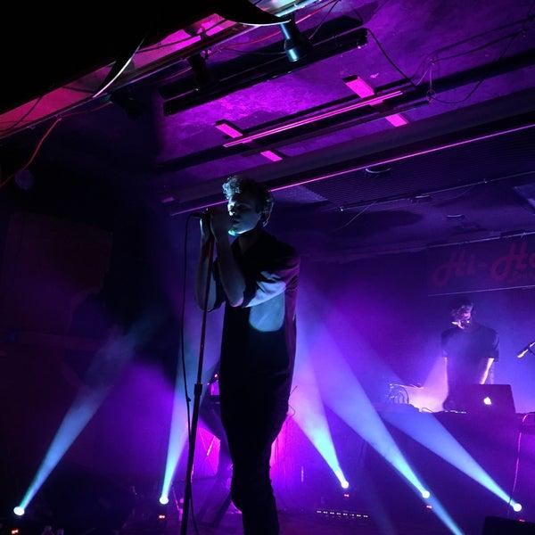 Photo taken at Hi-Ho Lounge by Erin M. on 5/14/2015