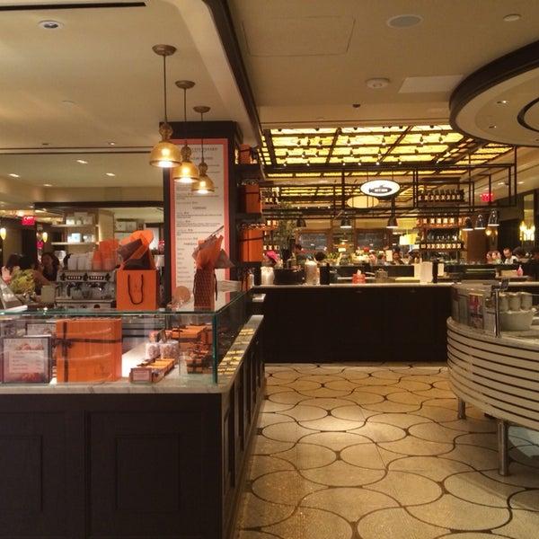 New Town Plaza Food Court In Hong Kong: Downtown Manhattan