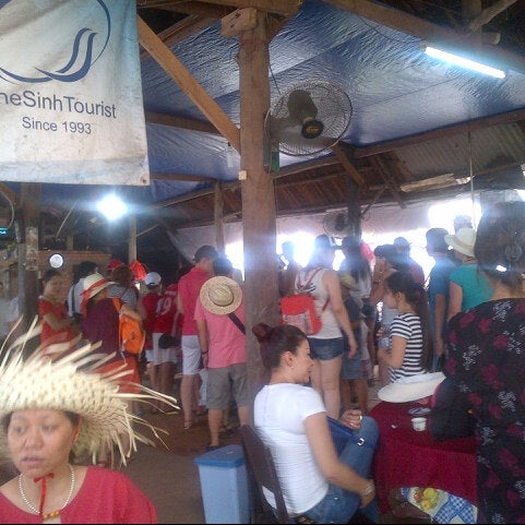 Photo taken at Coconut Island by Tuan N. on 7/19/2014