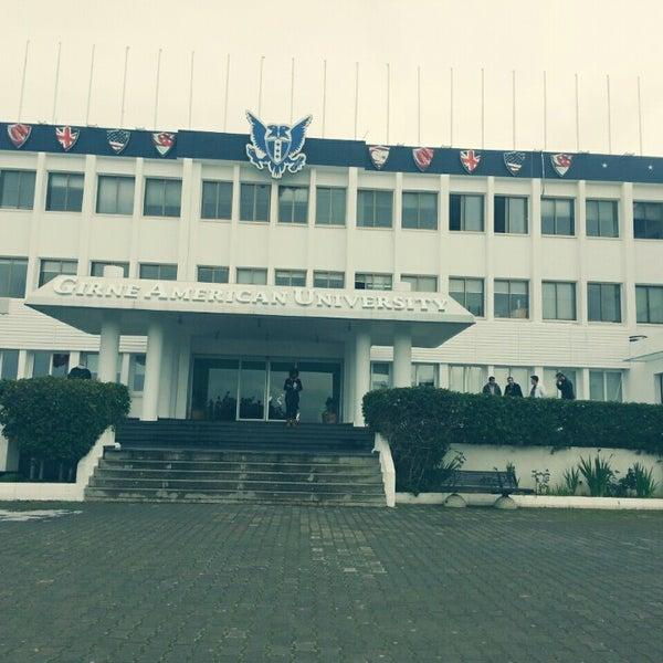 Photo prise au Girne American University par Halil Ş. le2/9/2015