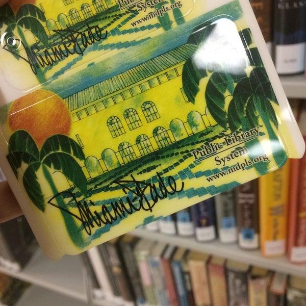 South Beach Miami Dade Library