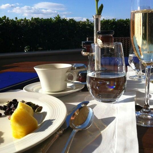 Photo taken at Hotel Grande Bretagne by Antigoni E. on 11/10/2012